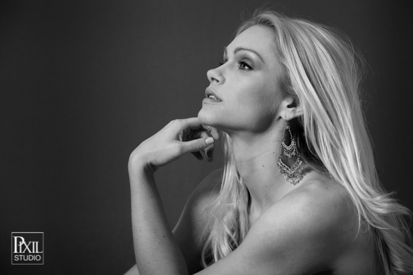 studio model photography denver