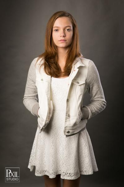 studio teen model photography denver